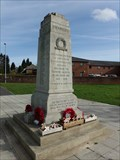 Image for WWI Memorial - Ystrad Mynach, Wales.