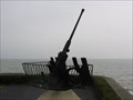 Image for Anti aircraft gun - Arromanches - France