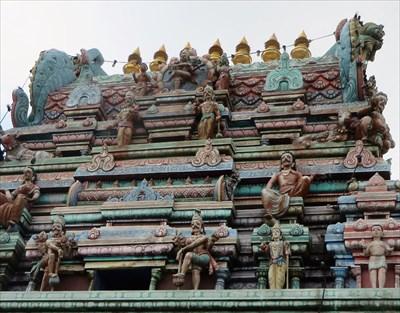 Hindu Temple - Penang Hill