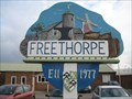 Image for Freethorpe Village Sign, Norfolk, UK
