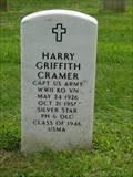 Image for Harry Griffith Cramer, Jr.