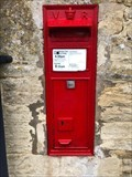 Image for Victorian Wall Post Box - Little Barrington, near Burford - Oxfordshire - UK