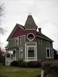 Image for Hackett, Erwin Charles, House - Oregon City, Oregon