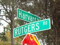 Image for Harvard & Rutgers - St. Augustine, FL