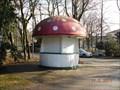Image for Pilzkiosk in einem Park - Regensburg/BY/Germany