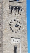 Image for Clock - Evangelismos Church - Rhodes, Greece