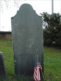 Image for Thomas Harvey - Old North Cemetery - Portsmouth, NH