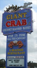 Image for Giant Crab Seafood Restaurant - Myrtle Beach, SC