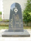 Image for B17G Sequatchiee Crash Memorial, Montlouis-sur-Loire, France