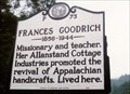 Image for Frances Goodrich 1856-1944-P 73