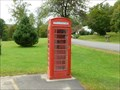 Image for Red Telephone Box - Rowe, MA