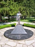 Image for Shakespeare Statue at Festival Theater - Stratford, Ontario