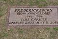 Image for Fredericksburg 150th Anniversary Time Capsule -- Marktplatz Park, Fredericksburg TX