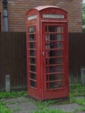 Image for Red Telephone Box, Areley Kings, Worcestershire, England