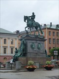 Image for FIRST - Equestrian Statue in Sweden