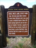 Image for Eagle Nest Lake State Park