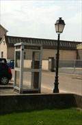 Image for Payphone near the Pedestrians Bridge - Huningue, Alsace, France