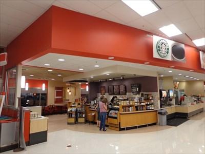 Starbucks - Target T-2438 - San Marcos, TX - Starbucks Stores on ...
