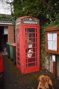 Image for Red Telephone Box - Curdworth, Warwickshire, B76 9EX