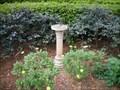 Image for Eden Gardens State Park Sundial,  Walton County, Florida