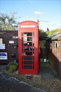 Image for Red Telephone Box - Ullesthorpe, Leicestershire, LE17 5BS