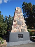 Image for Jubilee Park Cairn - Grande Prairie, Alberta