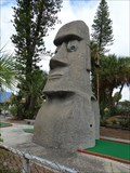 "Image for Polynesian Putter - ""The Circle Game"" - St. Pete Beach, Florida"