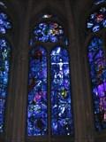 Image for Les Vitraux de Marc Chagall dans la Cathédrale de Reims - France