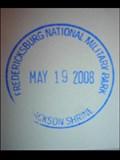 "Image for ""Fredericksburg National Military Park - Jackson Shrine"" - Stonewall Jackson Shrine - Woodford, Virginia"