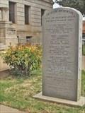 Image for Officer Memorial - Vernon, TX