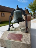 Image for Victoria Hall Bell - Petrolia, Ontario