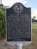 Image for Industry United Methodist Cemetery
