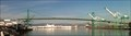 Image for FIRST -- Welded Suspension Bridge in the U.S. - San Pedro, CA