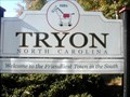 Image for Welcome to Tryon, NC