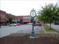 Image for Belton Square Clock-Belton,SC