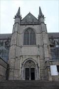 Image for Collégiale Sainte-Waudru - Mons, Belgium