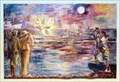 "Image for Fort George Mural ""World War II"" - George Town, Cayman Islands"
