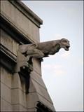 Image for Gargoyles at Basilique du Sacré-Cœur in Paris, France