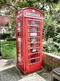 Image for Red Telephone Box  — Friedrichsdorf, Germany