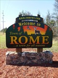 Image for Welcome to Rome (Wisconsin) - a town for all seasons!
