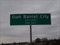 Image for Gun Barrel City, TX - Population 5672