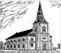 Image for St. Patrick's Roman Catholic Church by Sterling Stratton  - Bayside, PEI