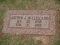 Image for 100 - Arthur J. McClelland - Rose Hill Burial Park - OKC, OK
