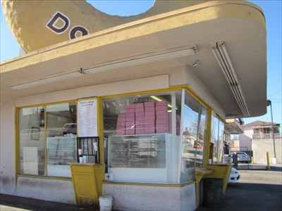 Kindle's Donuts, Los Angeles, California