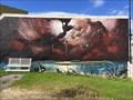 Image for Street art in Vardø, Norway