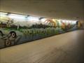 Image for Drache im S-Bahn-Tunnel Nettelnburg - Hamburg, Germany