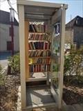 Image for Cabine à livres, Les Molières, France