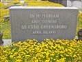 Image for ESSO Greensboro - Oleander Cemetery, Galveston, TX