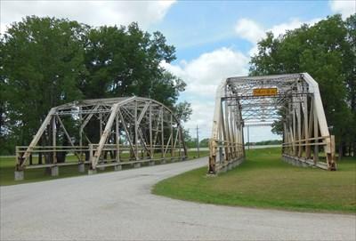 H Tom Kight Jr. Bridge - Route 66, Catoosa, OK.