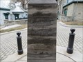 Image for Plaque en hommage aux Baillairgé - Québec, Québec